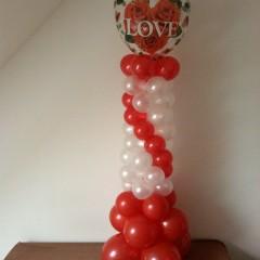 decoration ballons a emportés