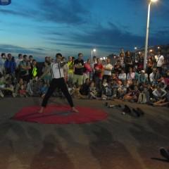 Show du saltimbanque
