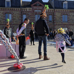 "Spectacle ""Princesse ballon"""